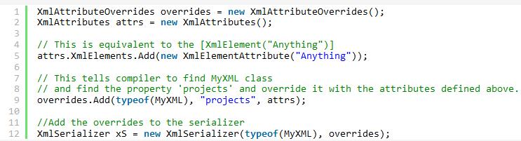 CodePartners Blog   Deserializing Nested XML in  NET