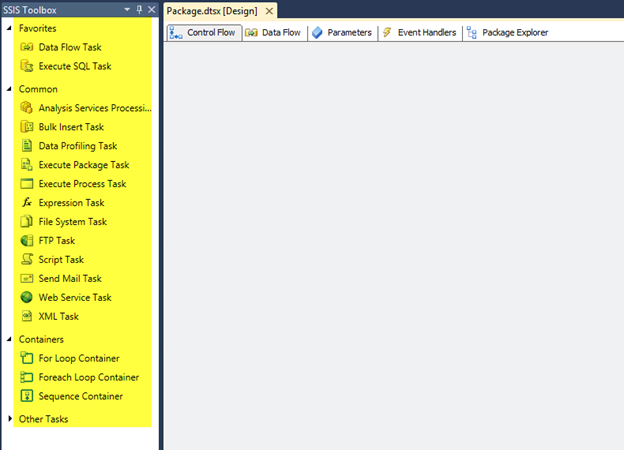 CodePartners Blog | Export Data with SSIS, Part 2